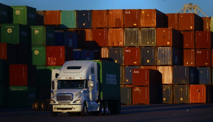 With Americans Stuck at Home, Trade With China Roars Back