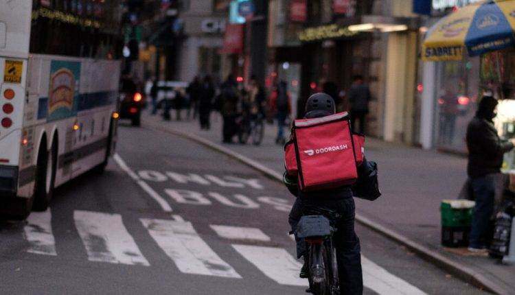 DoorDash to price its public offering at $102 a share,