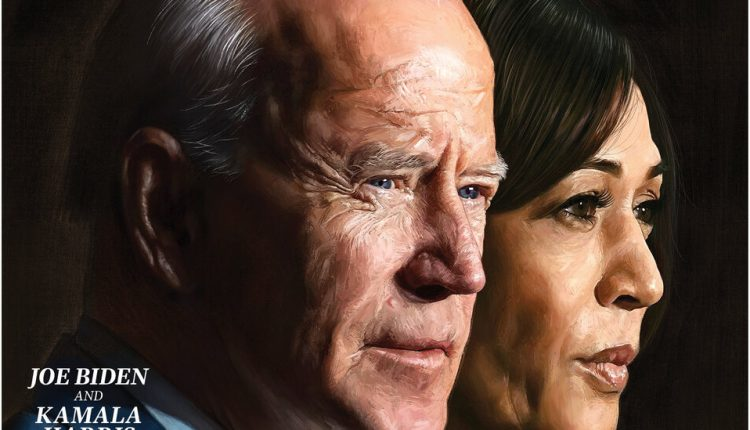 Biden and Harris Are Time's Persons of the Year for