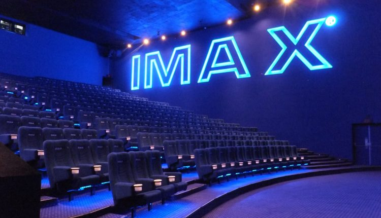 Imax CEO expects 'embarrassment of riches' from slate of 2021