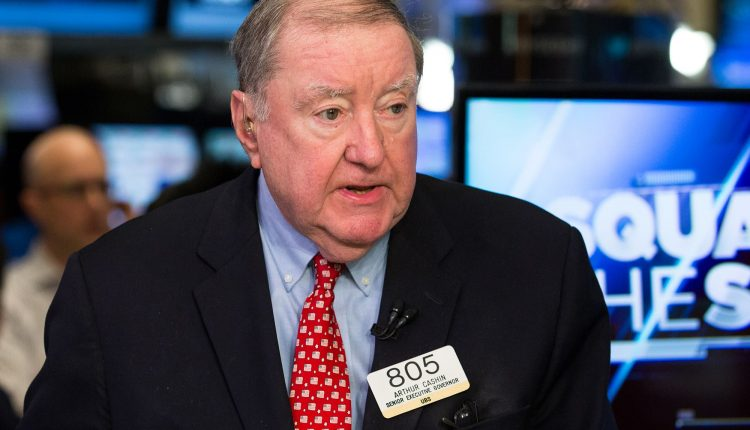 Art Cashin shares his 2021 outlook, sees stocks as a