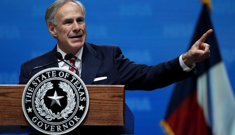 Gov. Greg Abbott on Oracle, companies moving headquarters to Texas