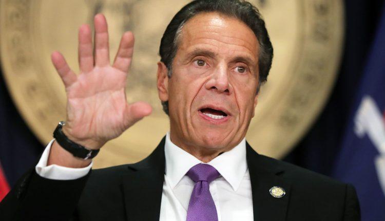 New York Gov. Cuomo warns a January economic shutdown is