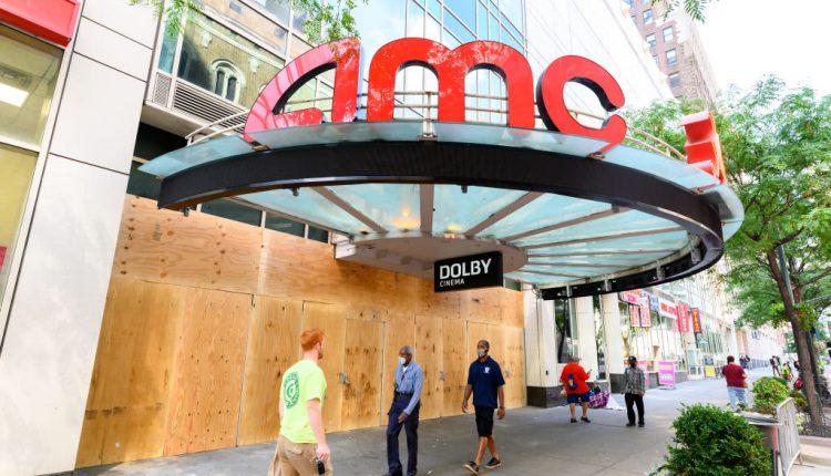 AMC hopes to raise $125 million in fresh funding round