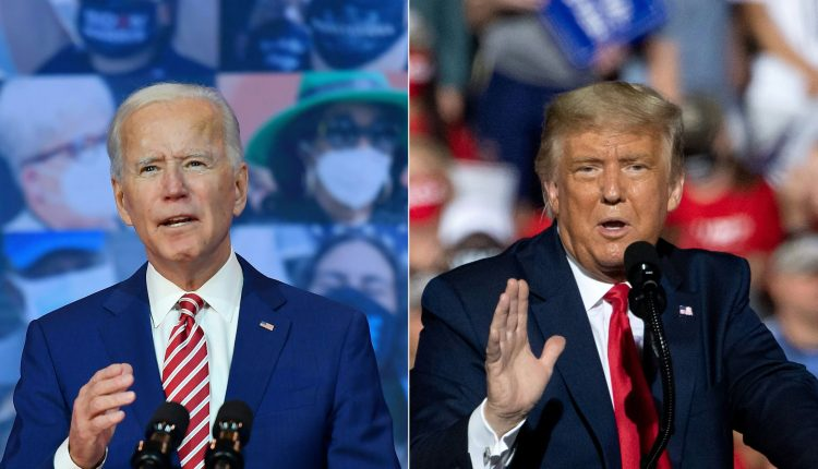 Investors believe stock market could see headwinds under Biden