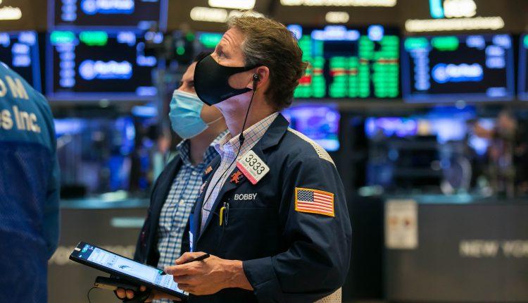 Stock futures are flat, stimulus negotiations in focus