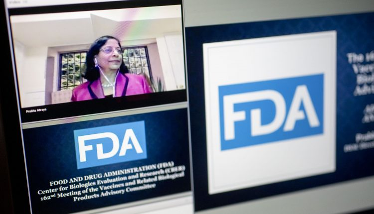 FDA advisory panel meets today to vote on whether to