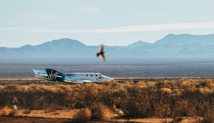 Virgin Galactic SPCE stock drops after aborted spaceflight test