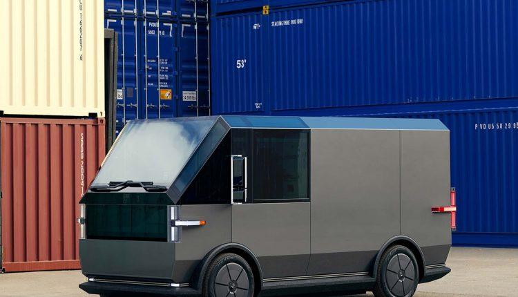 EV start-up Canoo unveils new vehicle ahead of Nasdaq debut