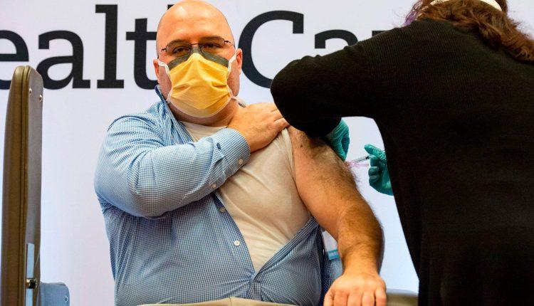 U.S. has vaccinated 1 million people of 20 million December