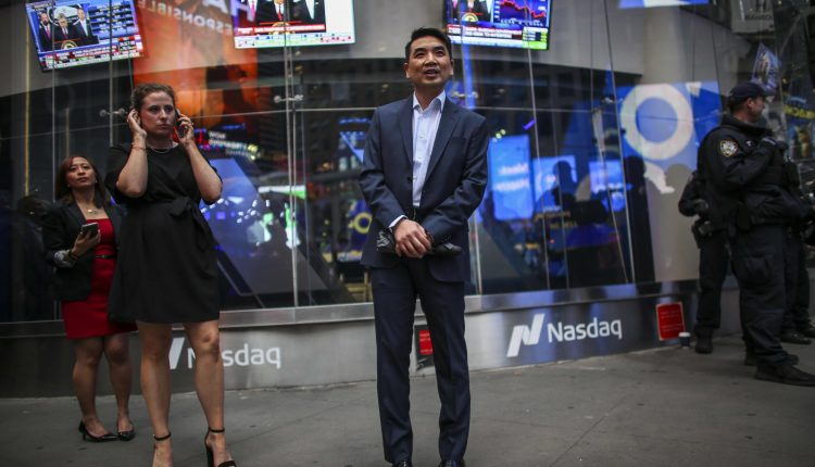 Zoom CEO Eric Yuan became one of world's richest after