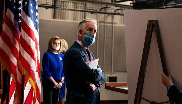 A Top House Democrat Prods Biden to Reopen E.U. Trade