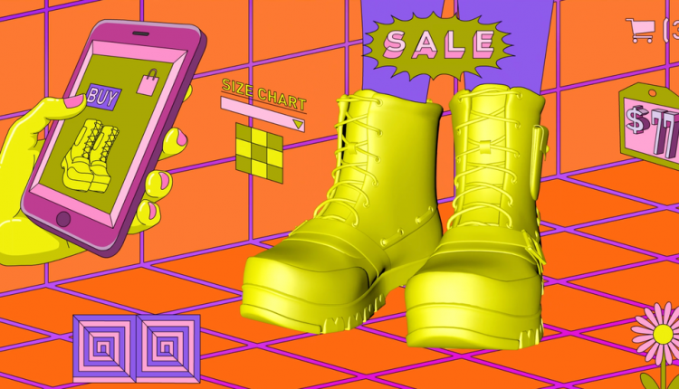 How Retail Online Shops Are Trying Augmented Reality