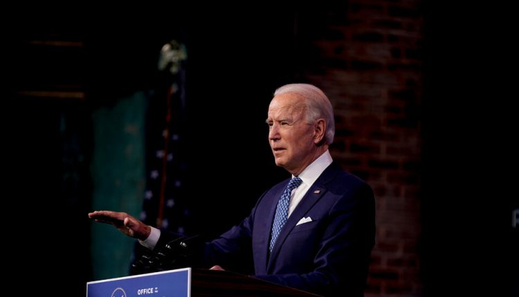 Biden, Calling Covid Relief Bill a 'Down Payment,' Urges More