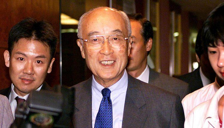 Minoru Makihara, Who Ran Mitsubishi After It Stumbled, Dies at