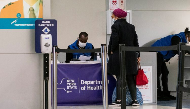 U.S. to Require Negative Covid-19 Test for All Travelers From