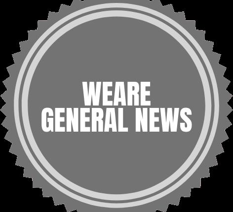 WEARE GENERAL NEWS