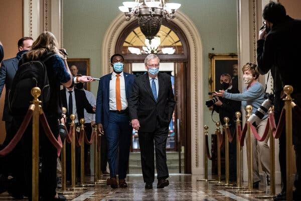 Economic Stimulus Deal Takes Shape in Congress: Live Market Updates