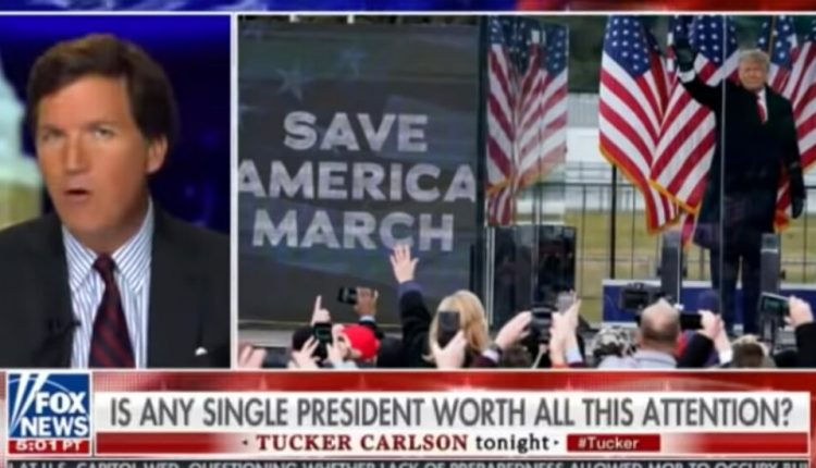 As Trump Reels, Fox News Has a Message for Viewers:
