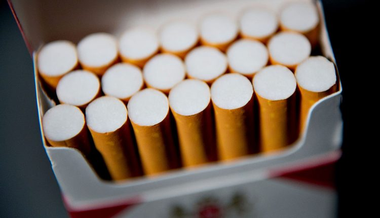 Altria said cigarette industry shipments flattened in 2020
