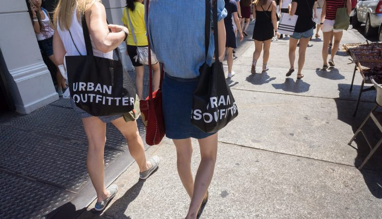 Urban Outfitters (URBN) shares tumble as 2020 holiday sales disappoint