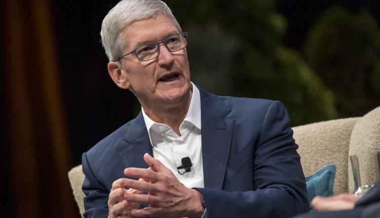 Apple CEO Tim Cook links Facebook's business model to violence