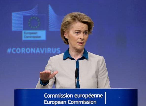 EU places export controls on coronavirus vaccines