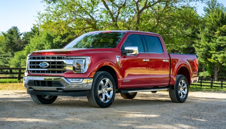 Ford's U.S. sales fell 15.6% in 2020 due to Covid,