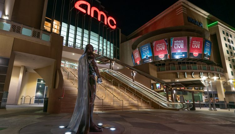 AMC seeks $550 million as stock closes at record low