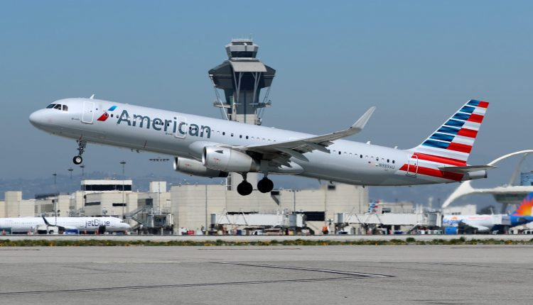 American Airlines surges after better-than-expected earnings, squeezing short sellers