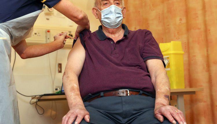 UK rolls out AstraZeneca-Oxford vaccine