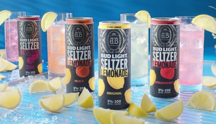 Bud Light to launch hard seltzer lemonade as new rivals