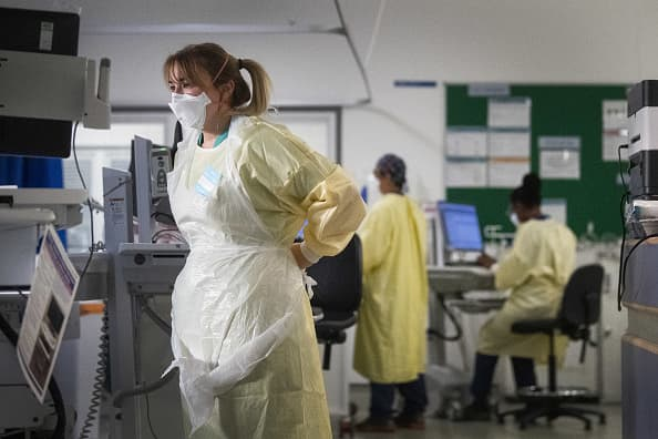 WHO warns of tipping point in Covid pandemic