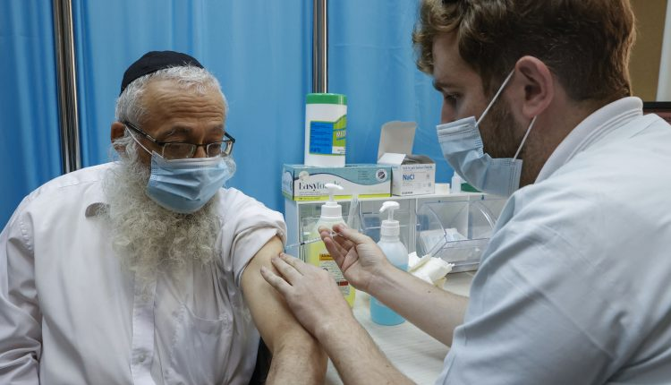 Israel's Covid vaccine rollout is the fastest in the world