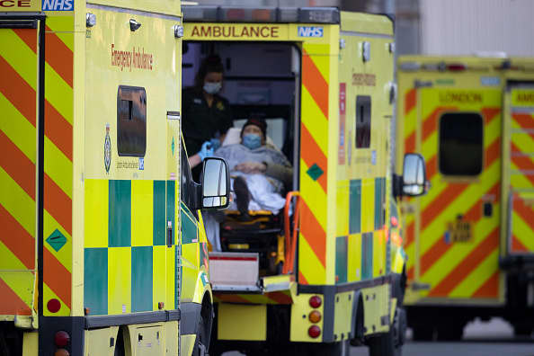 London mayor Sadiq Khan declares a major incident in the