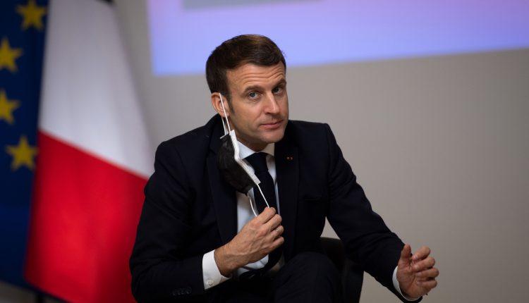 Rollout could dent Macron's re-election chances