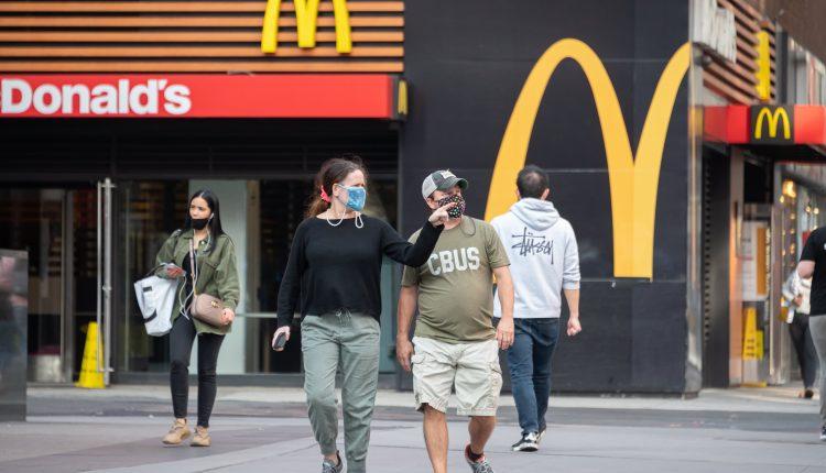 McDonald's (MCD) Q4 2020 earnings