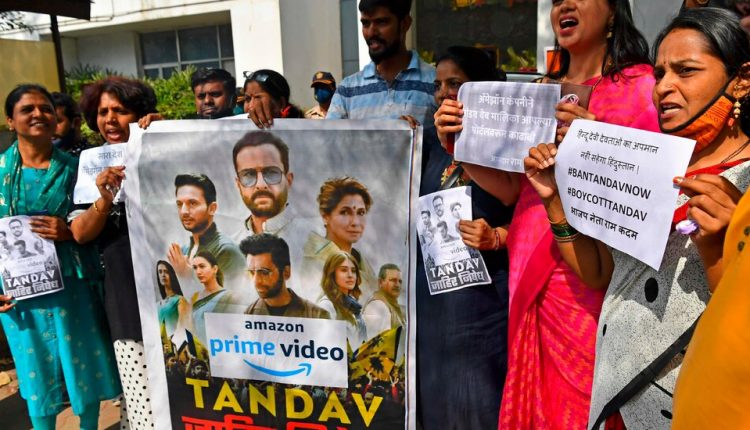 Director of Amazon's 'Tandav' Cuts Scenes After Pressure From India's