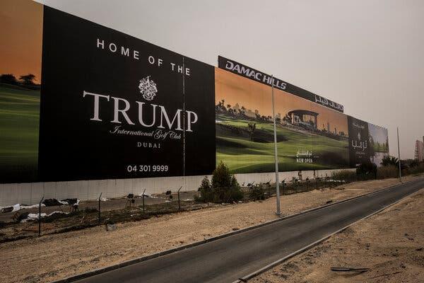 Trump Drops Tariff Against U.A.E. at Last Minute: Live Updates