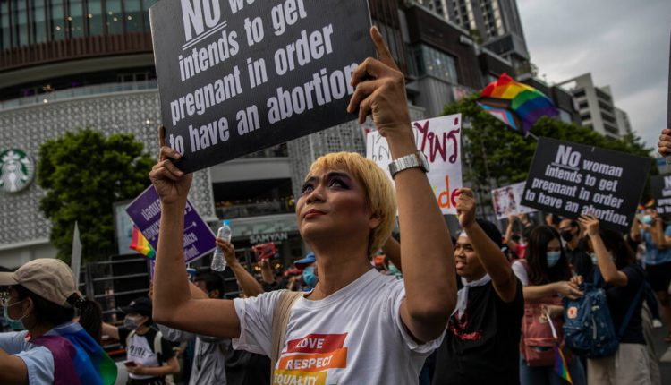 Thailand Legalizes Early-Term Abortions but Keeps Other Restrictions