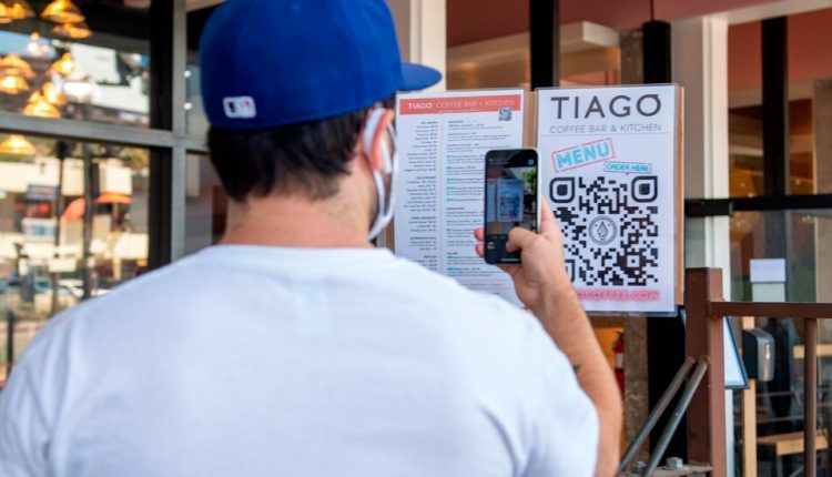 Actually, QR Codes Never Went Away