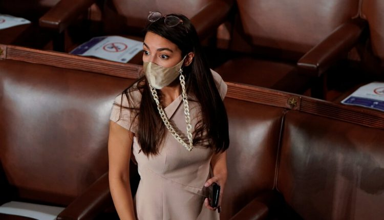 No, AOC Didn't Make Up Her Capitol Riots Experience