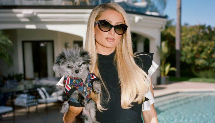 Paris Hilton Has a Podcast, With a Twist