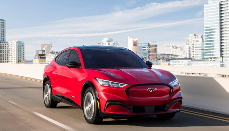E.V.s Force Carmakers to Reinvent the Wheel, and Brakes, and