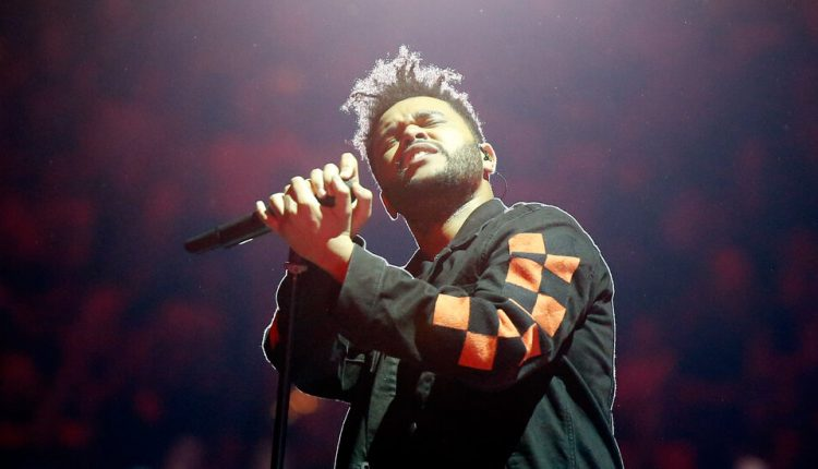 Behind the Weeknd's Halftime Show: Nasal Swabs and Backup Plans