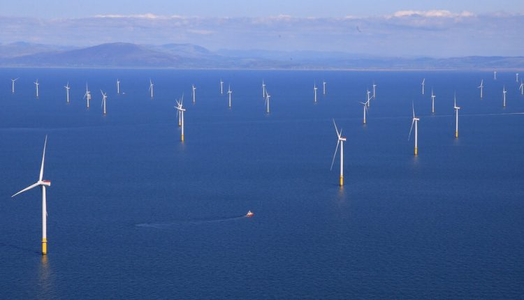 Oil Companies BP and Total Win Offshore Wind Leases in