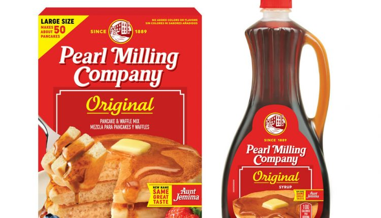 Aunt Jemima Has a New Name After 131 Years: The