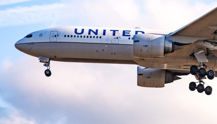 United Boeing 777 suffers engine failure after takeoff from Denver,