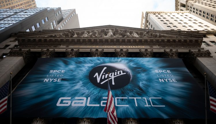 Virgin Galactic (SPCE) falls after test delays push back tourism