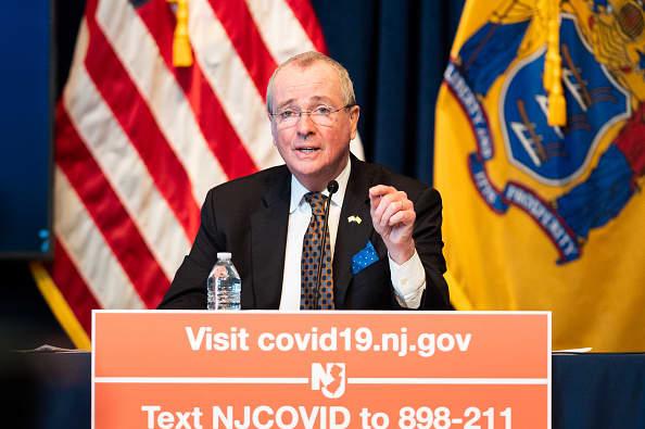 New Jersey Gov. Murphy defends eligibility criteria